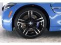BMW M4 Coupe Yas Marina Blue Metallic photo #8