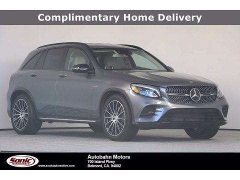 Selenite Grey Metallic 2019 Mercedes-Benz GLC AMG 43 4Matic