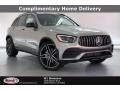 Mercedes-Benz GLC AMG 43 4Matic Mojave Silver Metallic photo #1