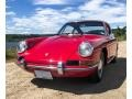 Porsche 912 Karmann Coupe Polo Red photo #2