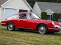 Porsche 912 Karmann Coupe Polo Red photo #4