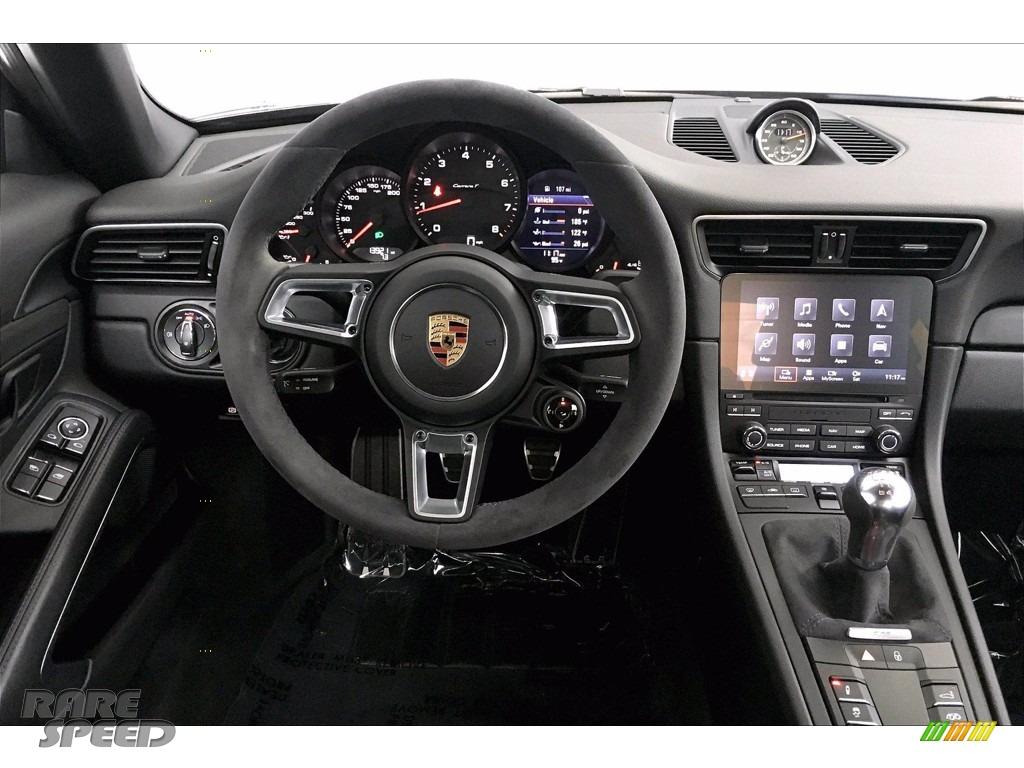 2019 911 Carrera T Coupe - Black / Black photo #4
