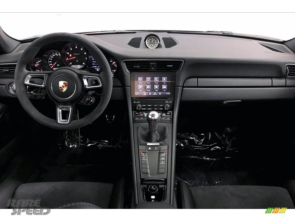 2019 911 Carrera T Coupe - Black / Black photo #14
