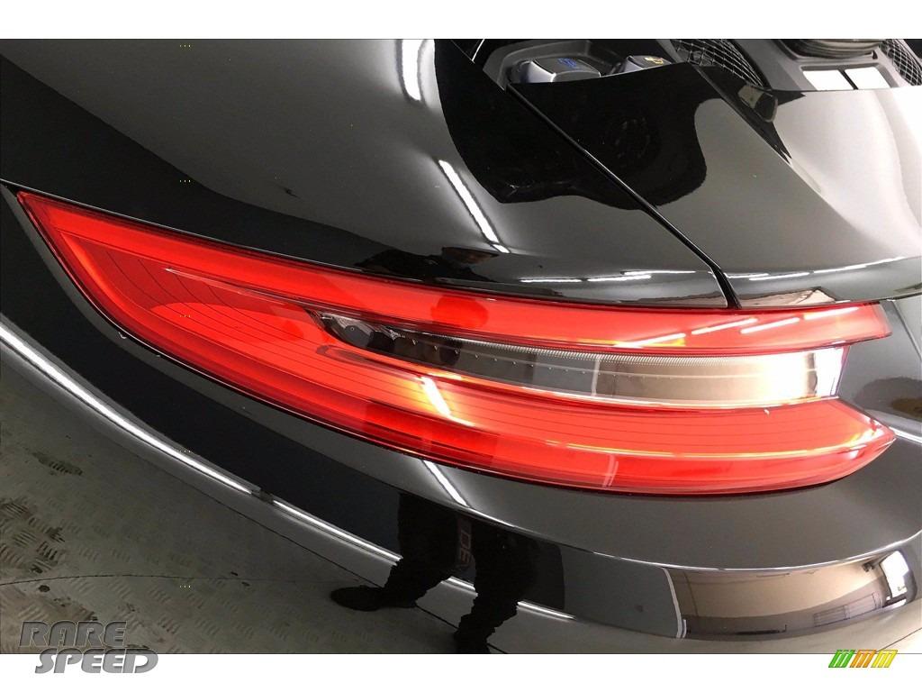 2019 911 Carrera T Coupe - Black / Black photo #25