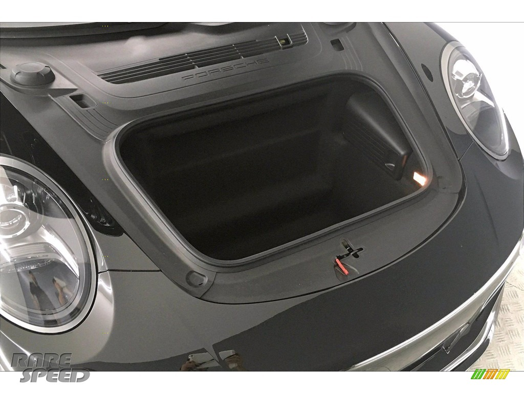 2019 911 Carrera T Coupe - Black / Black photo #27