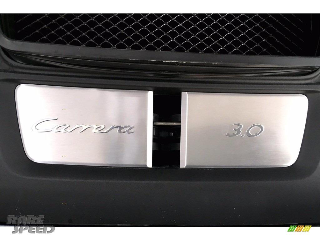2019 911 Carrera T Coupe - Black / Black photo #30