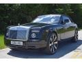 Rolls-Royce Phantom Mansory Drophead Coupe Diamond Black photo #20