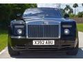 Rolls-Royce Phantom Mansory Drophead Coupe Diamond Black photo #24