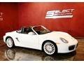Porsche Boxster S Limited Edition Carrara White photo #7