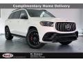 Mercedes-Benz GLS 63 AMG 4Matic designo Diamond White Metallic photo #1