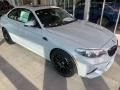 BMW M2 Competition Coupe Hockenheim Silver Metallic photo #1