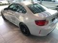 BMW M2 Competition Coupe Hockenheim Silver Metallic photo #2