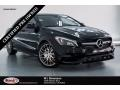Mercedes-Benz CLA AMG 45 Coupe Night Black photo #1