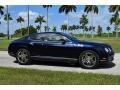Bentley Continental GT  Dark Sapphire photo #2