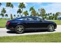 Bentley Continental GT  Dark Sapphire photo #3