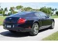 Bentley Continental GT  Dark Sapphire photo #4