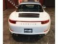 Porsche 911 Targa 4S White photo #5