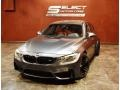 BMW M3 Sedan Mineral Grey Metallic photo #1