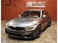 BMW M3 Sedan Mineral Grey Metallic photo #6