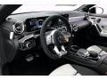 Mercedes-Benz CLA AMG 35 Coupe Mojave Silver Metallic photo #4