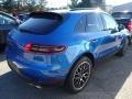 Porsche Macan S Sapphire Blue Metallic photo #3
