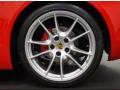 Porsche Boxster S Guards Red photo #13