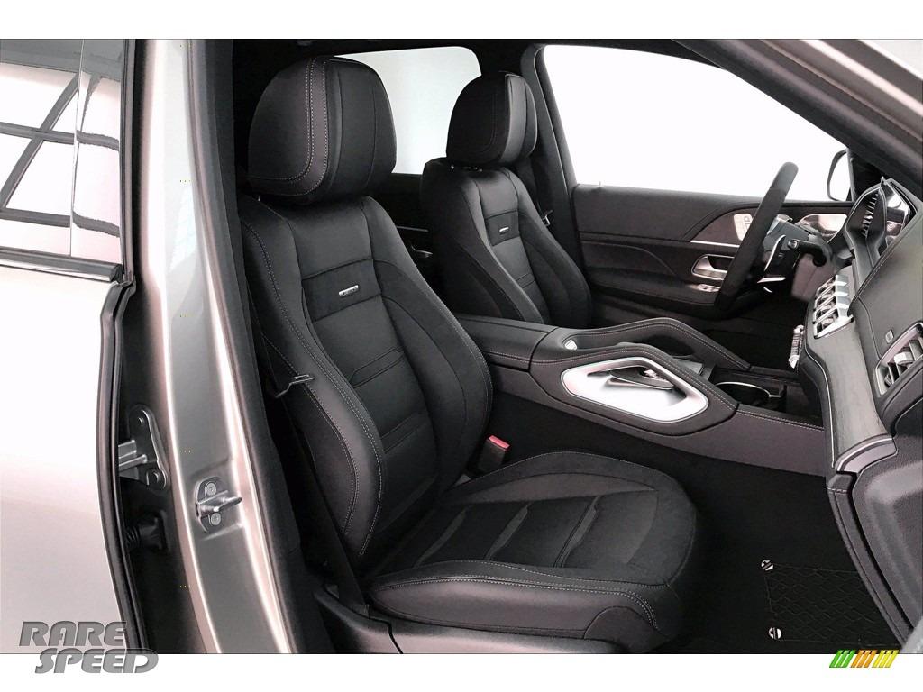 2021 GLE 53 AMG 4Matic - Mojave Silver Metallic / Black photo #5