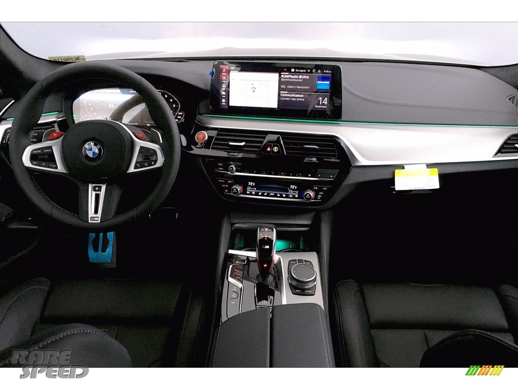 2021 M5 Sedan - Domington Grey Metallic / Black photo #5