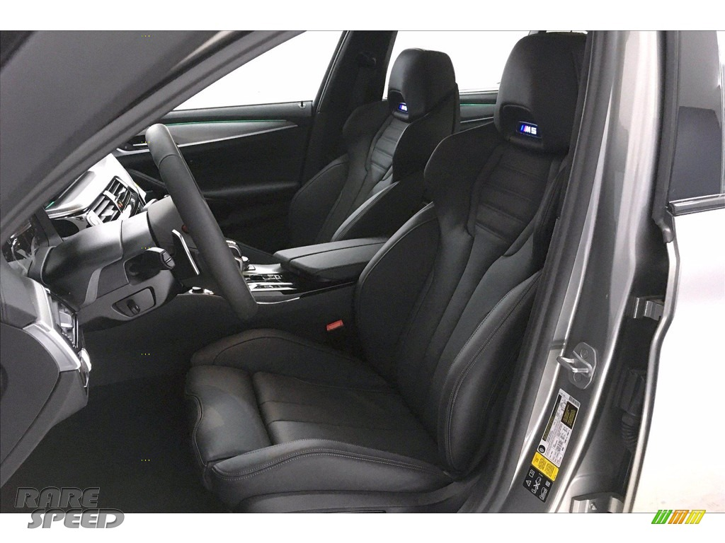 2021 M5 Sedan - Domington Grey Metallic / Black photo #9