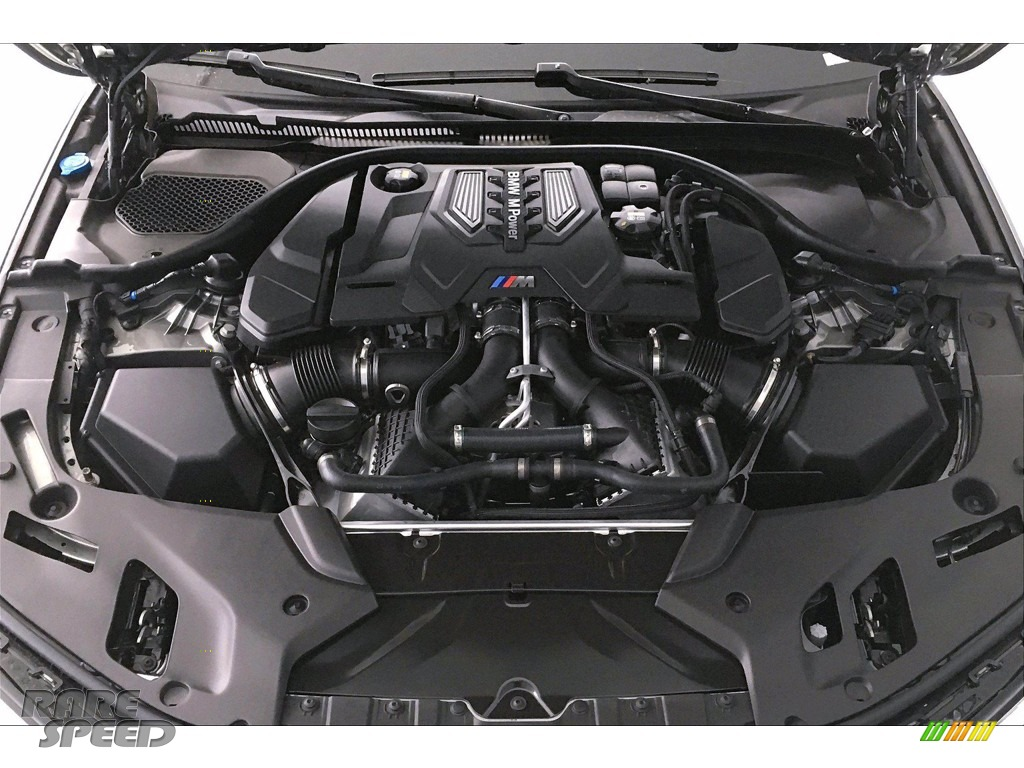 2021 M5 Sedan - Domington Grey Metallic / Black photo #10