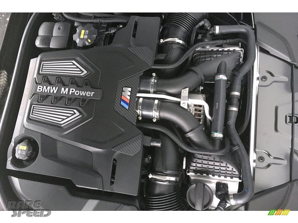 2021 M5 Sedan - Domington Grey Metallic / Black photo #11