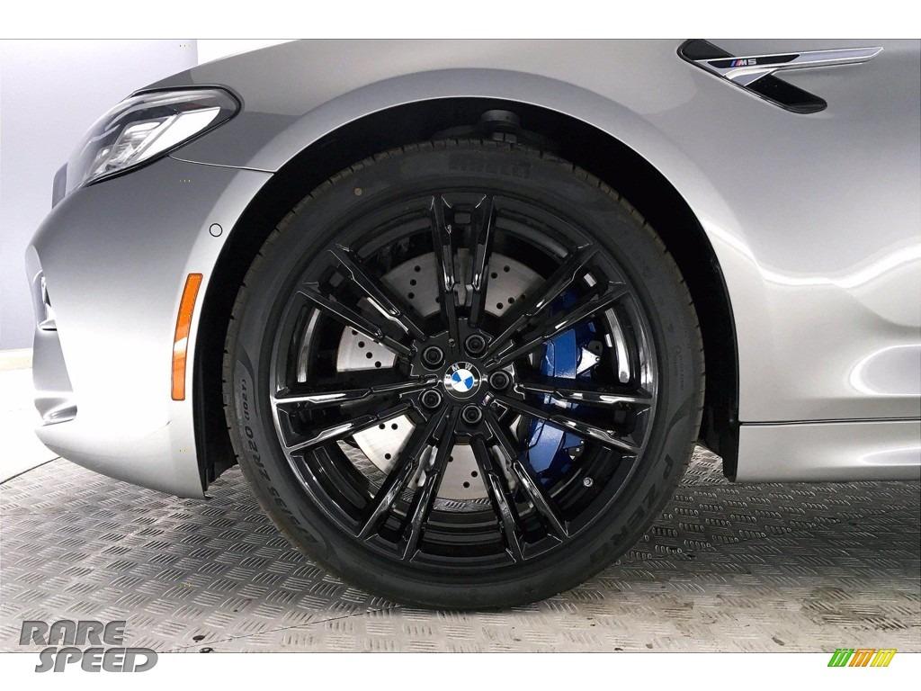 2021 M5 Sedan - Domington Grey Metallic / Black photo #12