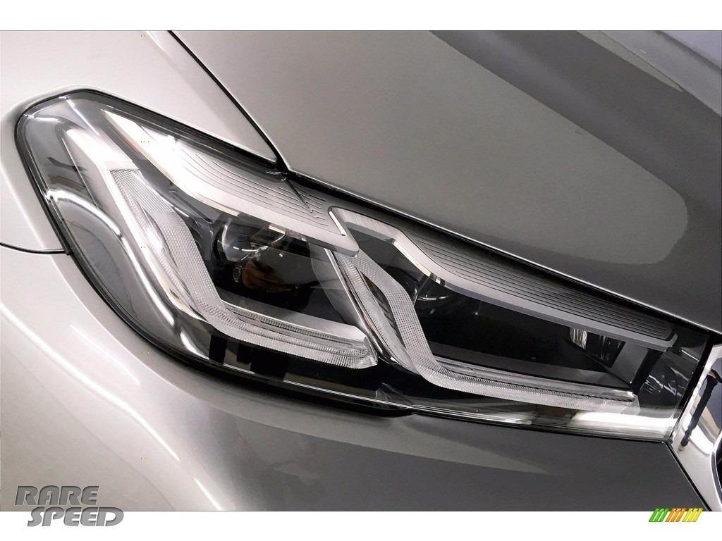 2021 M5 Sedan - Domington Grey Metallic / Black photo #14