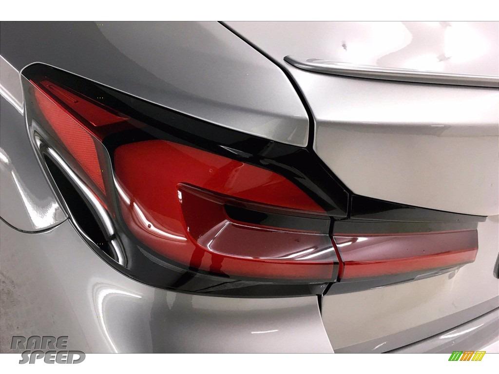 2021 M5 Sedan - Domington Grey Metallic / Black photo #15