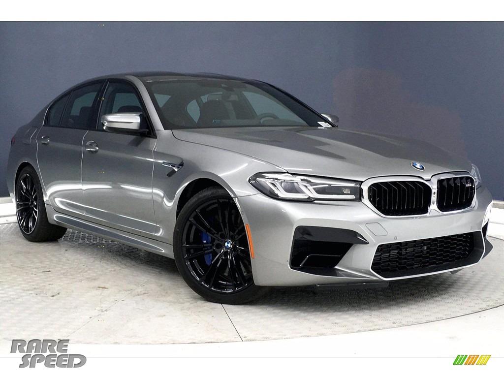 2021 M5 Sedan - Domington Grey Metallic / Black photo #19