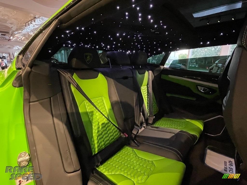 2020 Urus Pearl Capsule AWD - Verde Mantis / Verde Faunus/Nero Ade photo #3