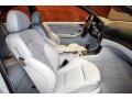 BMW M3 Coupe Titanium Silver Metallic photo #12