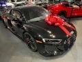 Audi R8 V10 Mythos Black Metallic photo #25