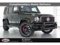 Mercedes-Benz G 63 AMG Obsidian Black Metallic photo #1