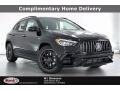 Mercedes-Benz GLA AMG 45 4Matic Cosmos Black Metallic photo #1