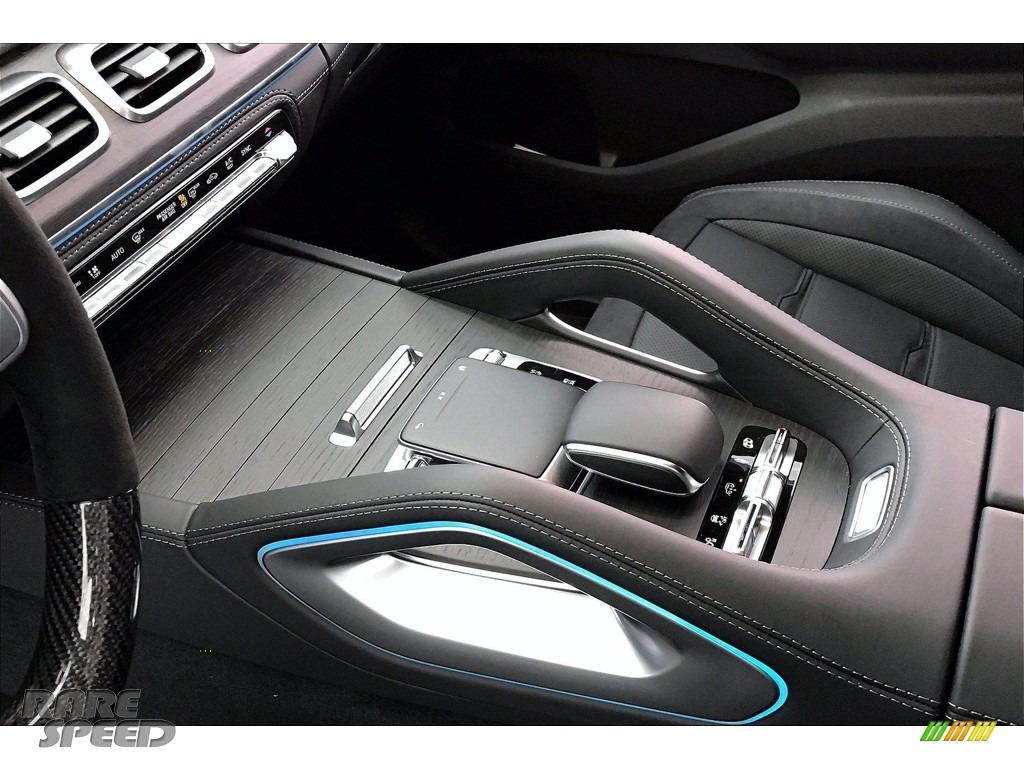 2021 GLE 63 S AMG 4Matic Coupe - Iridium Silver Metallic / Black photo #7