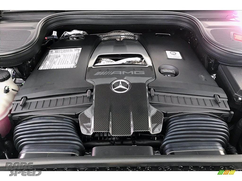 2021 GLE 63 S AMG 4Matic Coupe - Iridium Silver Metallic / Black photo #8