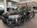 BMW M5 Competition Black Sapphire Metallic photo #1