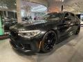 BMW M5 Competition Black Sapphire Metallic photo #30