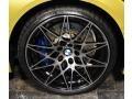 BMW M3 Sedan Austin Yellow Metallic photo #7