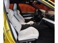 BMW M3 Sedan Austin Yellow Metallic photo #14