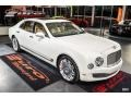 Bentley Mulsanne Mulliner Arctica photo #1