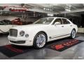 Bentley Mulsanne Mulliner Arctica photo #6