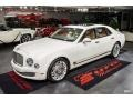 Bentley Mulsanne Mulliner Arctica photo #14