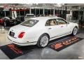 Bentley Mulsanne Mulliner Arctica photo #18